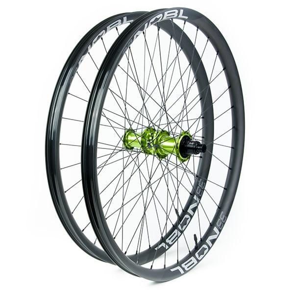 nobl 29 tr33 wheelset nobl