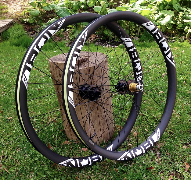 NOBL TR38 Rim/Wheelset Review
