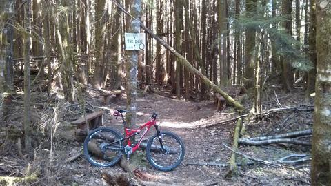 118km Epic Mountain Bike Ride Nobl