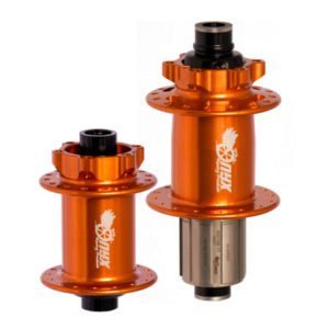 Anodized – Orange