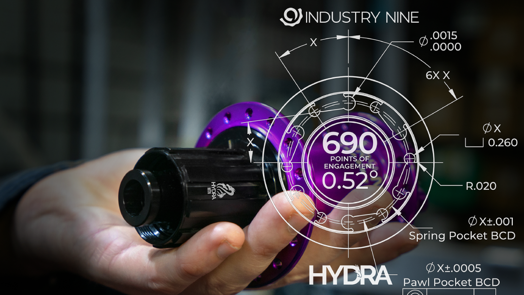 Industry Nine Hydra Hub