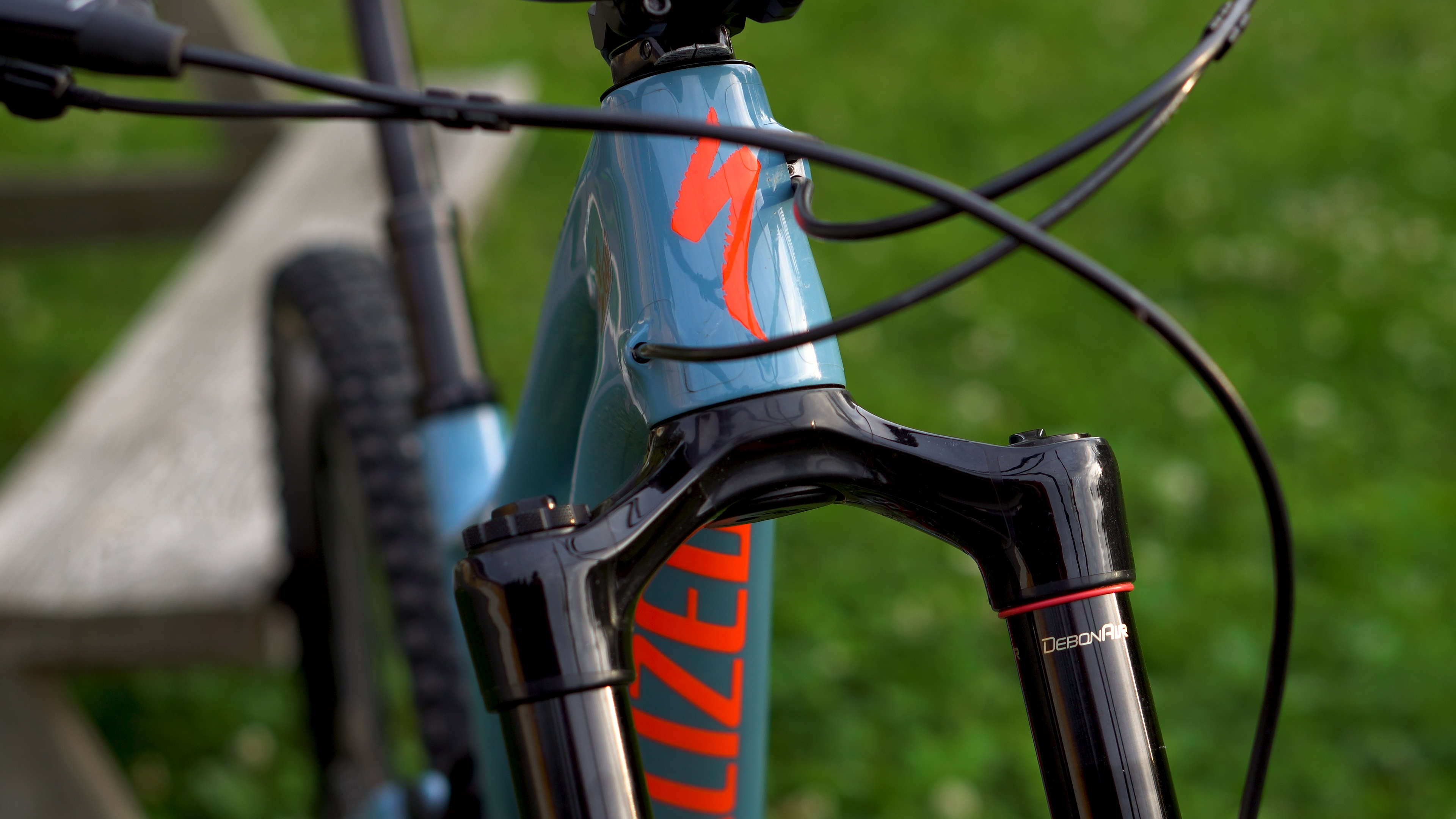 Specialized Stumpjumper Head Badge