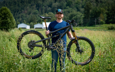 What We Ride – Paul's Santa Cruz Nomad