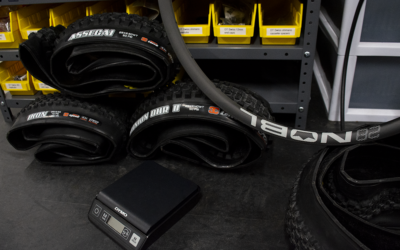What size tires should you be running?