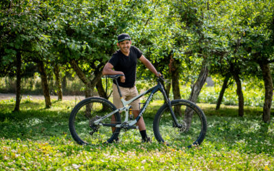 What We Ride – Aaron's Transition Smuggler