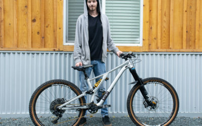 What We Ride – Liam's Specialized Stumpjumper